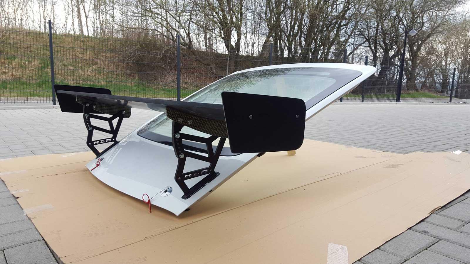 Heckfl 252 Gel F 252 R Porsche Cayman Gt4 M Amp M Exhaust